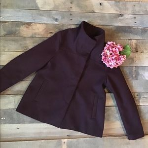 Old Navy Plum Purple Coat
